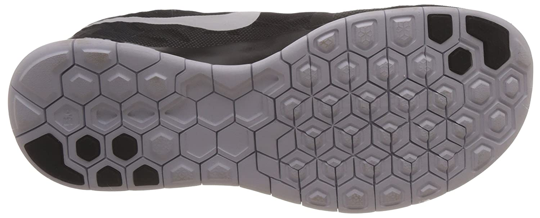 Nike Men's Free 5.0 Running Shoe B00MXH9N1A 15 D(M) US|Black/Dark Grey/Cool Grey/White