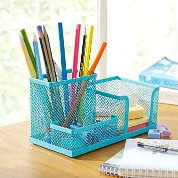 Schreibtisch Organizer Schubladenbox Stiftehalter Ablagebox Aufbewahrungskorb DE
