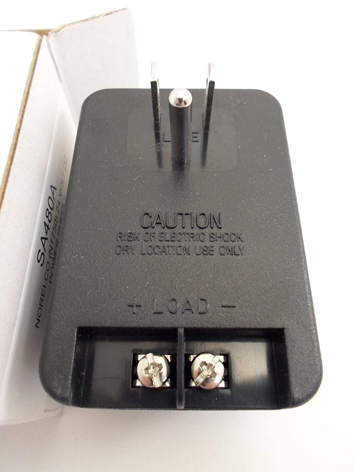 NTL-750 24 Volt DC 500MA Power Supply Compatible with Norelco Self Amplified Horns
