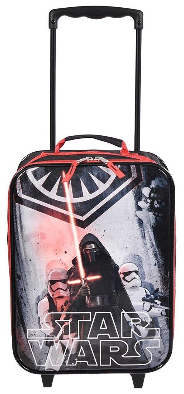 Star Wars Luggage Case Kids 16 Inch Trolley Bag [ Black ]