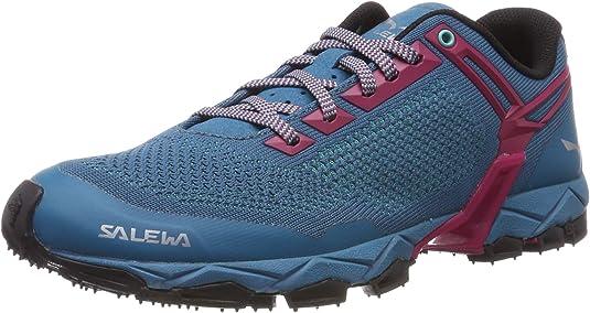 SALEWA WS Lite Train Knitted, Zapatillas de Trail Running para Mujer: Amazon.es: Zapatos y complementos