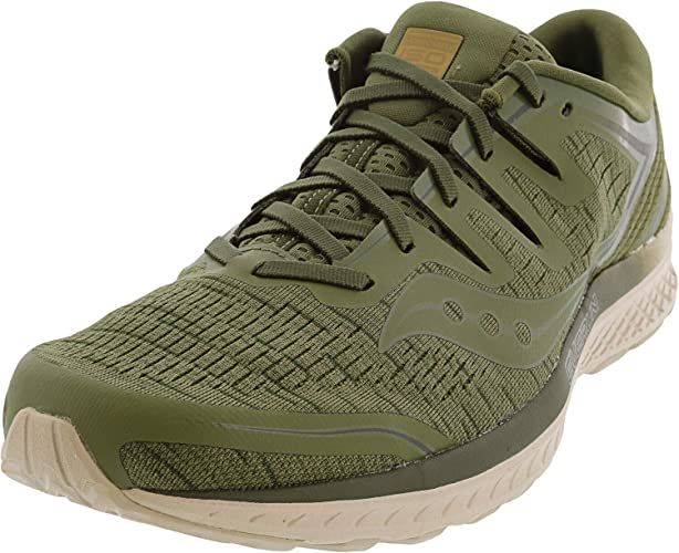 Saucony Men's Guide Iso 2 Fitness Shoes: Amazon.co.uk: Shoes & Bags