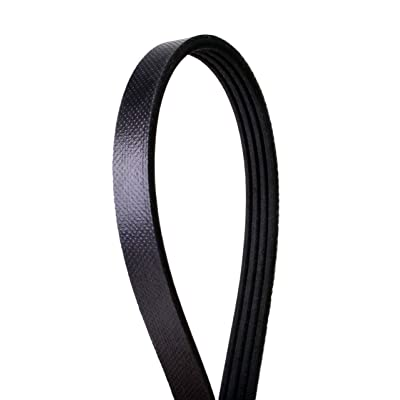 "Continental 4040355 4-rib, 35.5"" Multi-V/Serpentine belt: Automotive"