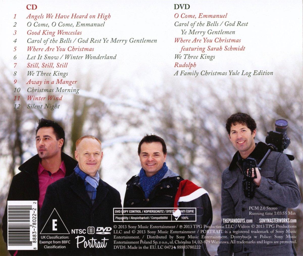 The Piano Guys - A Family Christmas - Amazon.com Music