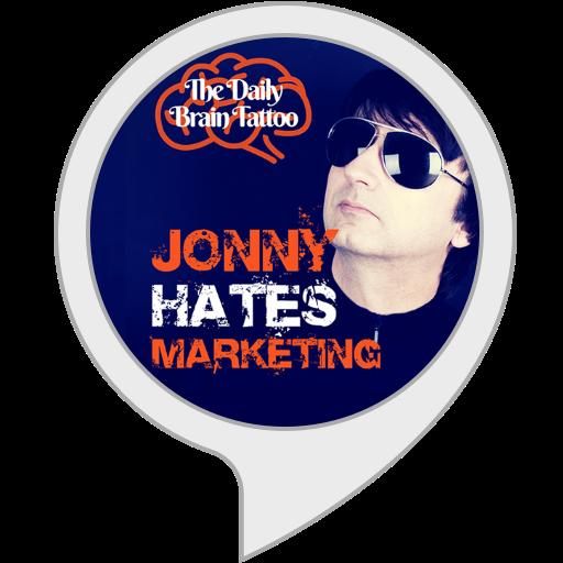 (The Daily Brain Tattoo From Jonny Hates Marketing)