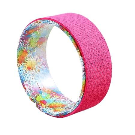 Havanadd Rueda de Yoga - Yoga Wheel Beginners Back Stoop ...
