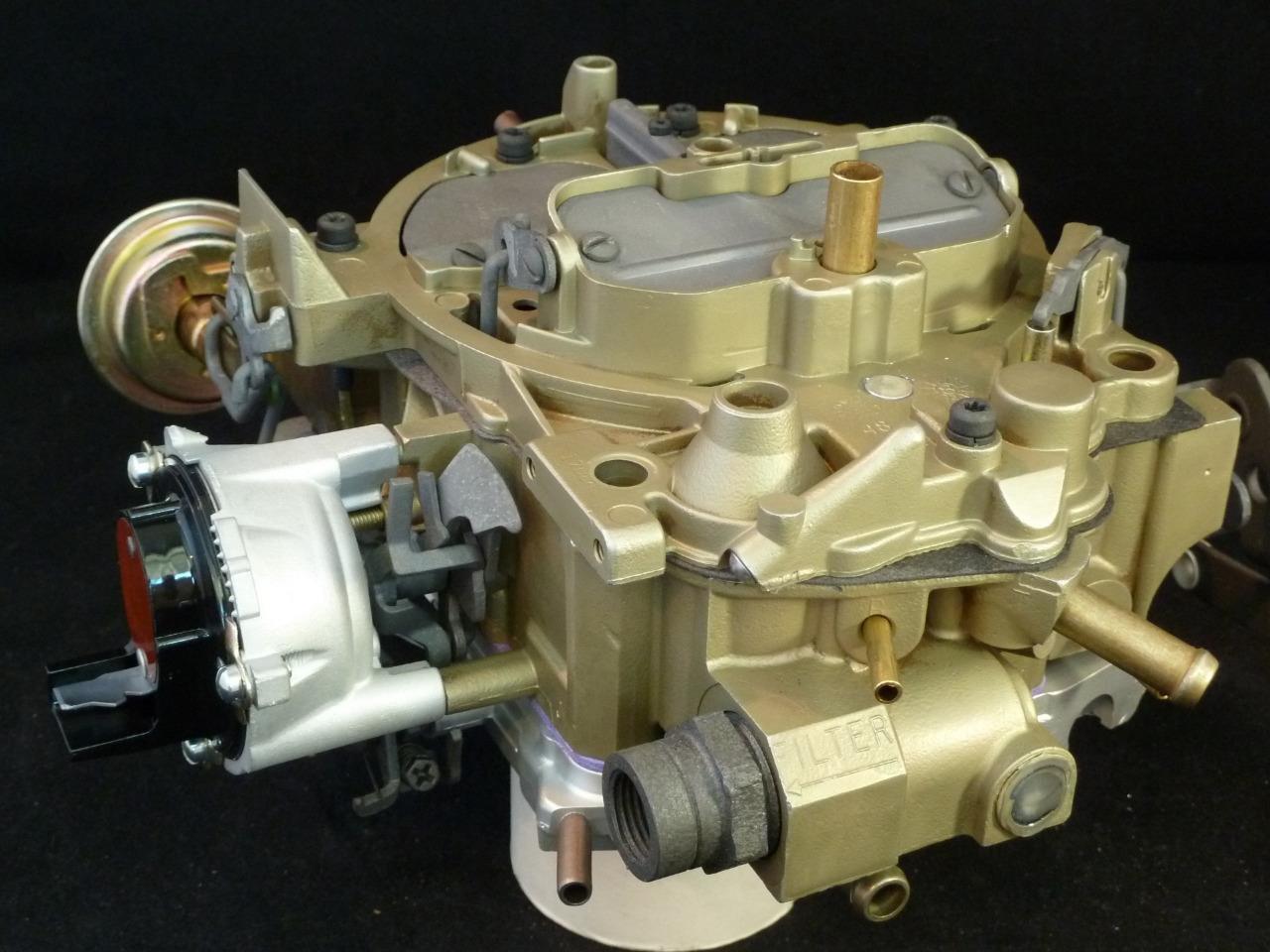 7129uugNbZL._SL1280_ amazon com rochester quadrajet carburetor fits 81 88 chevy gmc GM Electric Choke Wiring at mifinder.co