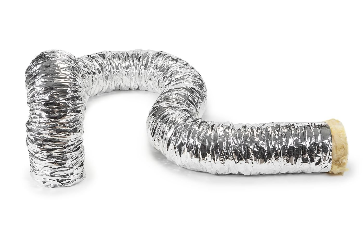 3 m Manguera flexible de aluminio 125 mm STERR ALD125