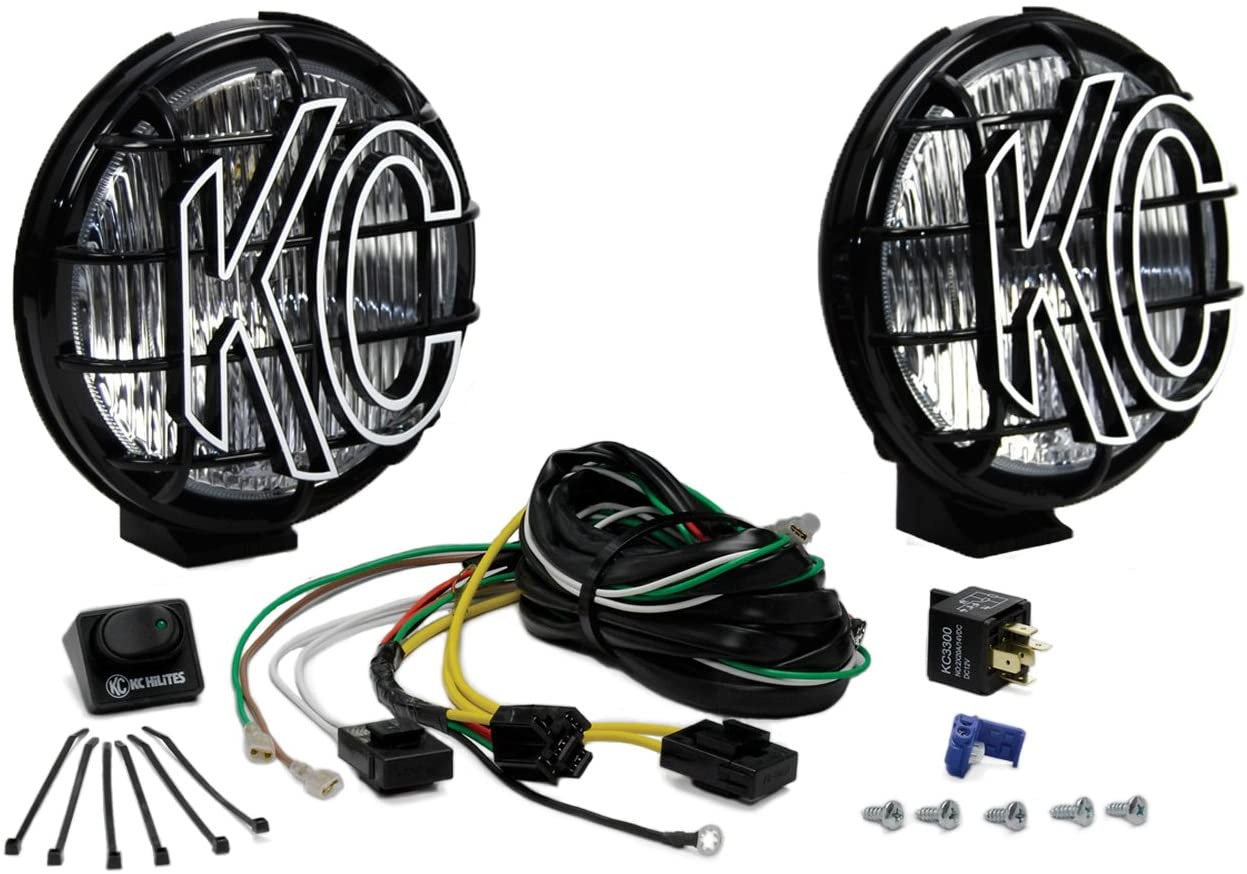 <strong>KC HiLiTES Fog Light System</strong>