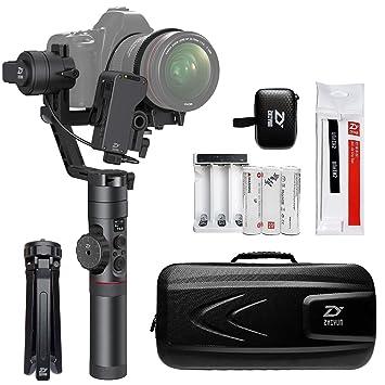 Zhiyun grúa 2 Modelo Handheld Gimbal para Mirorless cámaras ...
