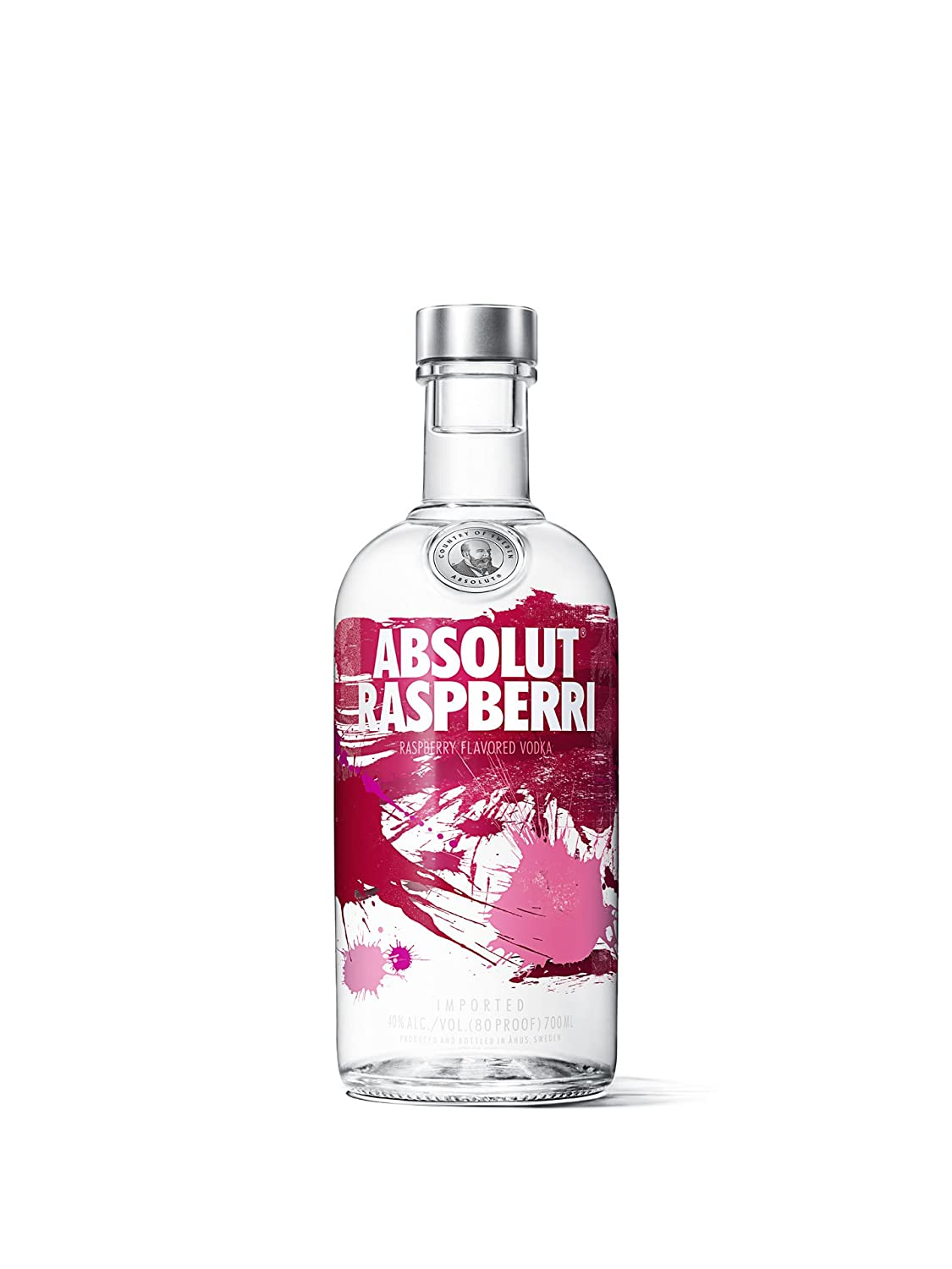 Absolut Raspberri Flavoured Vodka, 70 Cl by Amazon