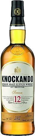 Knockando 733077 - Juego de 2 Botes de Whisky (43%, 700 ml)