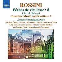 Péchés De Vieillesse (Integrale), Vol.8: Musica Da Camera E Rarità