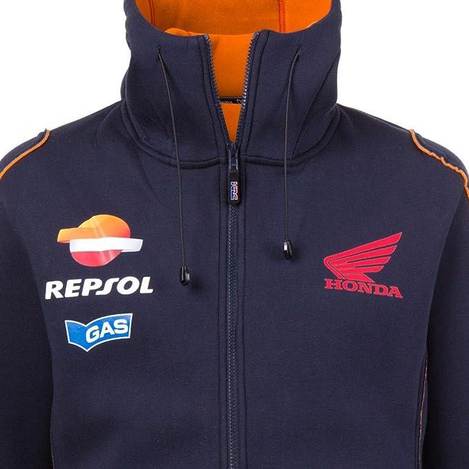 Honda Repsol Moto GP equipo Gas chaqueta técnica Márquez, Pedrosa oficial Nuevo: Amazon.es: Deportes y aire libre