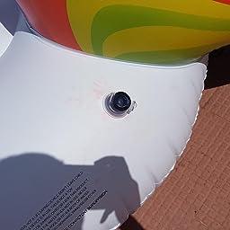 Jasonwell®Inflable Gigante de Unicornio Flotador Piscina Unicornio ...