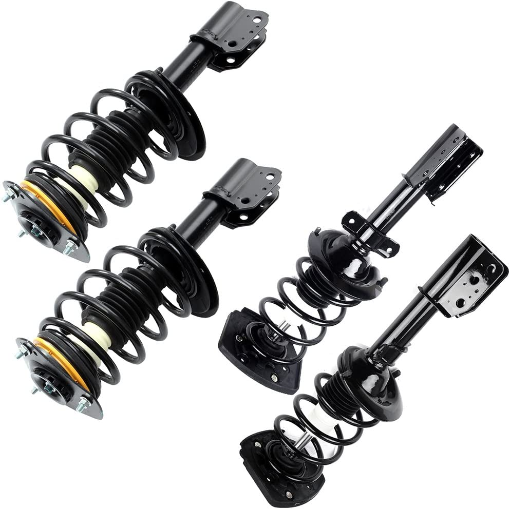 For 2000-2011 Chevrolet Impala Strut and Coil Spring Assembly Unity 41124XN