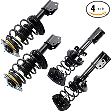 For Chevrolet Impala Limited Strut and Coil Spring Assembly Monroe 67223WH