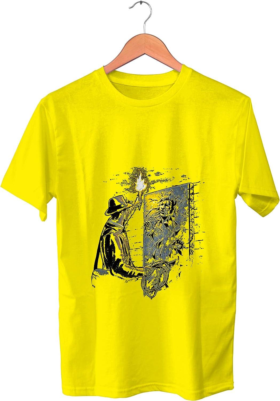 Camiseta Indiana Jones. HAN Solo. M: Amazon.es: Ropa y accesorios