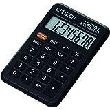 Citizen LC 210N calculadora de bolsillo negro