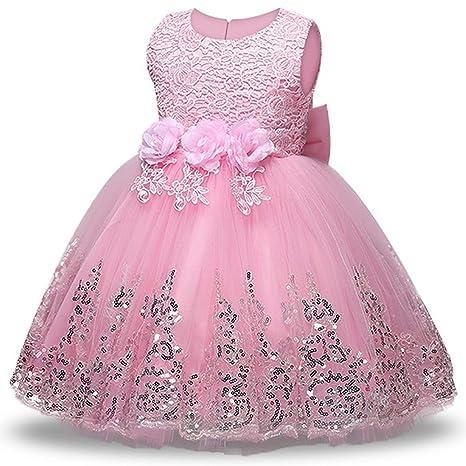 Amazon.com: Vestido de princesa para fiesta de verano 2019 ...