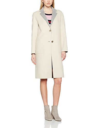 Tommy Hilfiger New Giselle Df Reversible Wool Coat, Abrigo para Mujer