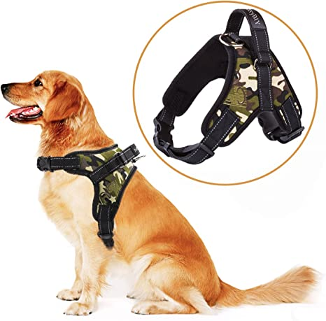 MerryBIY Arnés del Animal Doméstico Pet Harness Perro Collar ...