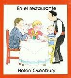 En el restaurante (LIBROS DE  OXENBURY)