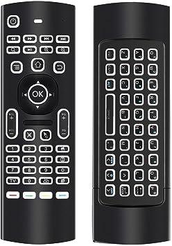 Air Maus mit Tastatur, FeBite 2.4GHz LED: : Elektronik