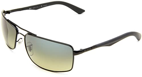 Amazon.com: Ray-Ban RB3465 Cristal anteojos de sol 64 mm ...