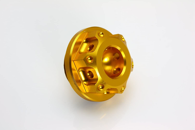 GD Z10 quality made CNC Billet Aluminum Anodized YAMAHA Engine Oil Filter Cap