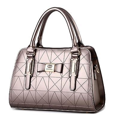 a38c708589 Alidier Nouvelle marque et haute qualité Mode Sac à Main Sacoche  Bandoulière Epaule Croisé Femme Shopping