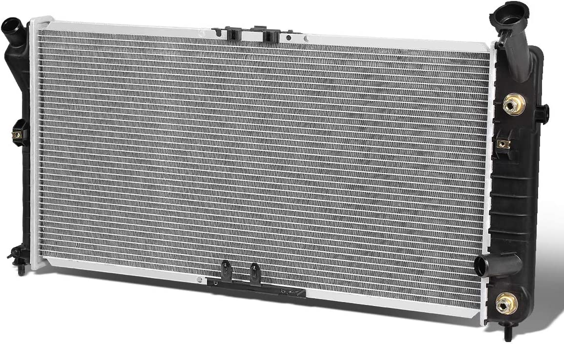 1518 Factory Style Aluminum Radiator Replacement for 94-96 Buick Regal/Chevy Monte Carlo AT 3.1L/3.4L/3.8L