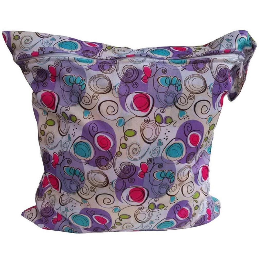 Koly La bolsa de orina bebé impermeable especial sola cremallera bolsa de almacenamiento, 11 colores,I Koly_1611