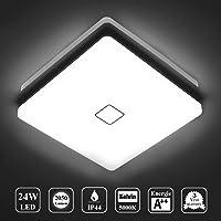 Öuesen LED 24W lámpara de techo resistente al