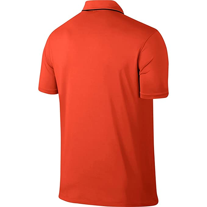 Los hombres de sólidos secos de Nike Polo de Golf (Equipo de ...