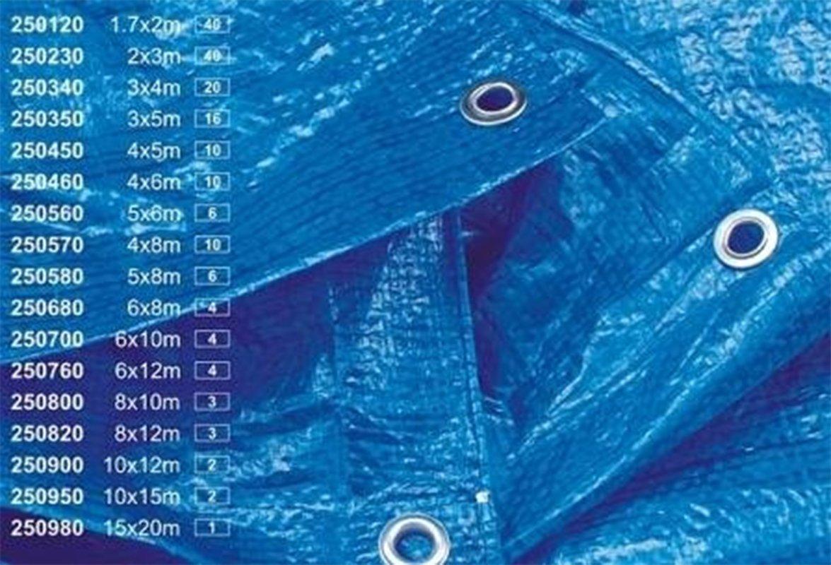 Telone 2 x 3 m, PE telone TELONE MULTIUSO BST