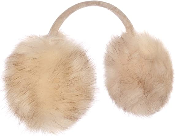 Photograph Fresh Leaf Picture Nature Winter Earmuffs Ear Warmers Faux Fur Foldable Plush Outdoor Gift