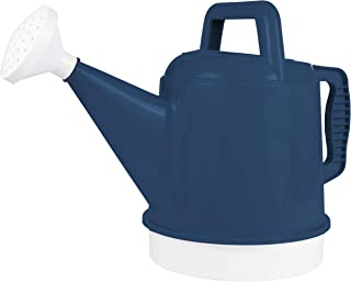 product image for Bloem Deluxe Watering Can, 2.5 Gallon, Deep Sea (DWC2-31)