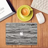 YIER MacBook Pro13 Case PU Leather Smooth
