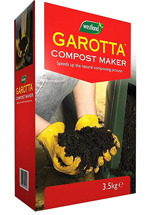 Garotta - Compostador (3,5 kg): Amazon.es: Bricolaje y ...