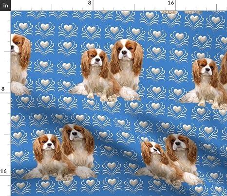Home Gallery Dogs Fashion Art Fashion Books Cavalier King Charles Spaniel DOG Puppy Fashion Animal Art Print Dogs prints Wall Art