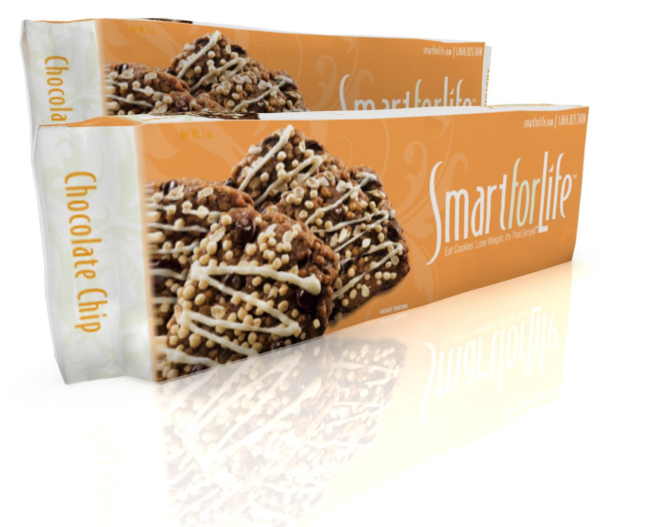 Amazon.com: Smart for Life Cookie Diet: 5 Week Package 2 Weeks ...
