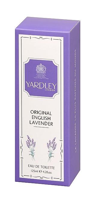 Yardley London Englisch Eau De Toilette Lavendel 125 Ml Amazonde