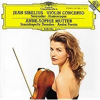 Sibelius Vln Concerto Serenades Humoresque