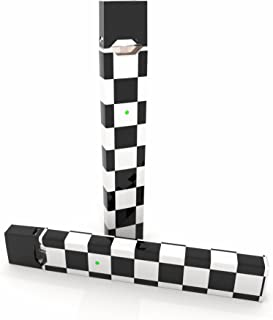 product image for 2 Pack - Checkers Decal Sticker Vinyl Skin for Juul Vape