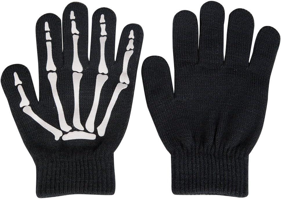 Stretch Knit 2 Packs Mountain Warehouse Magic Grippi Kids Gloves