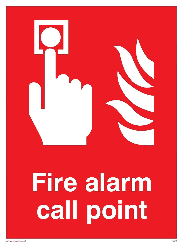 Viking signos fv341-a1p-3 m alarma de incendio llamada punto ...
