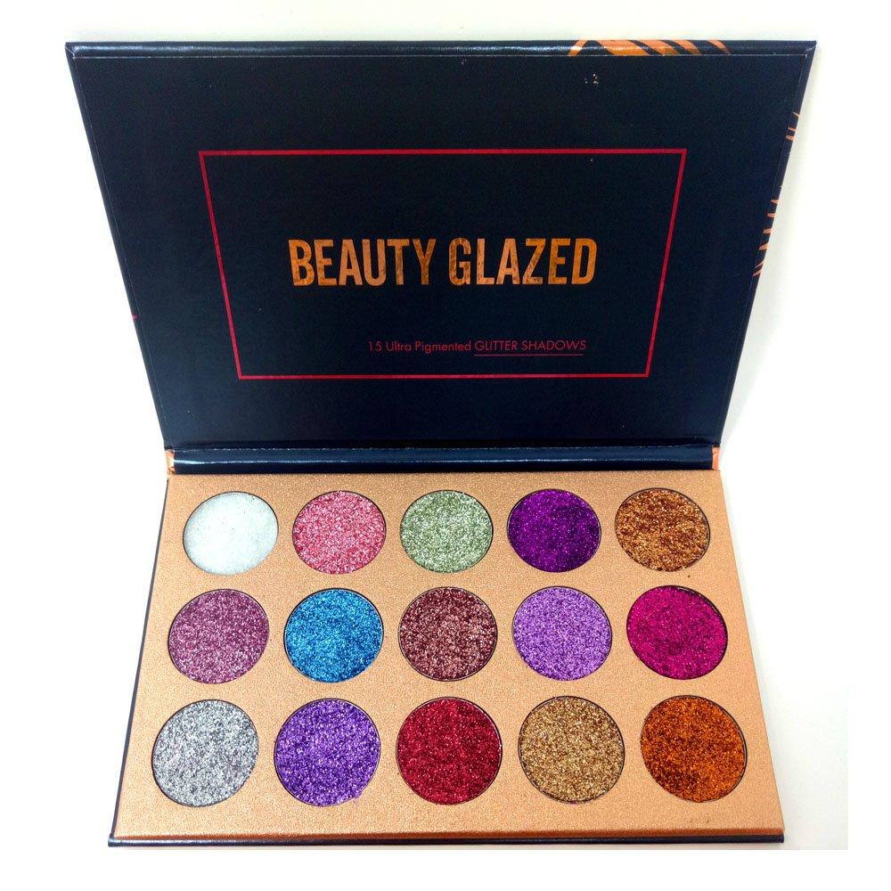 Colore Parete Glitter : Amazon beauty glazed colors shimmer rose gold