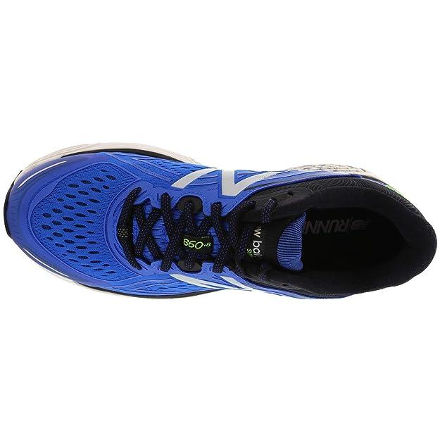 New Balance m860v8 Zapatillas Running - SS18 - Azul, 7.5 UK: New Balance: Amazon.es: Zapatos y complementos