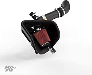 K&N Cold Air Intake Kit: High Performance, Guaranteed to Increase Horsepower: 2015-2019 Volkswagen (Arteon, Golf, Golf R, Golf SportWagen, GTI, Golf Alltrack) 2.0L L4, 69-9506TTK